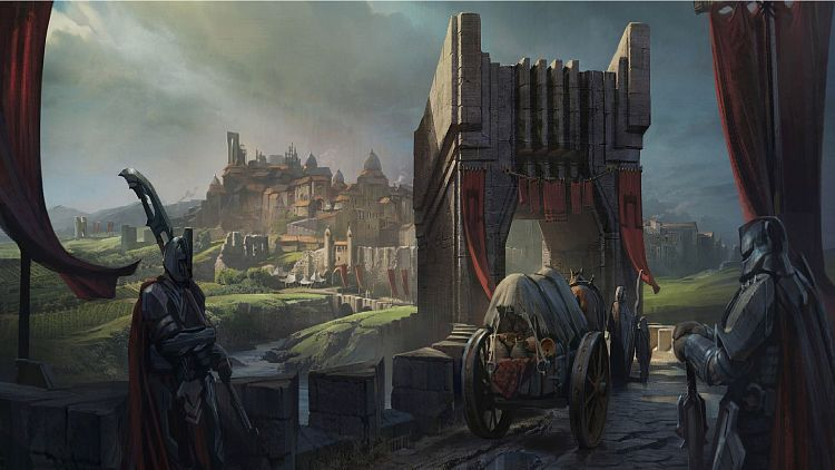 Nové karty: Blade of the Exile