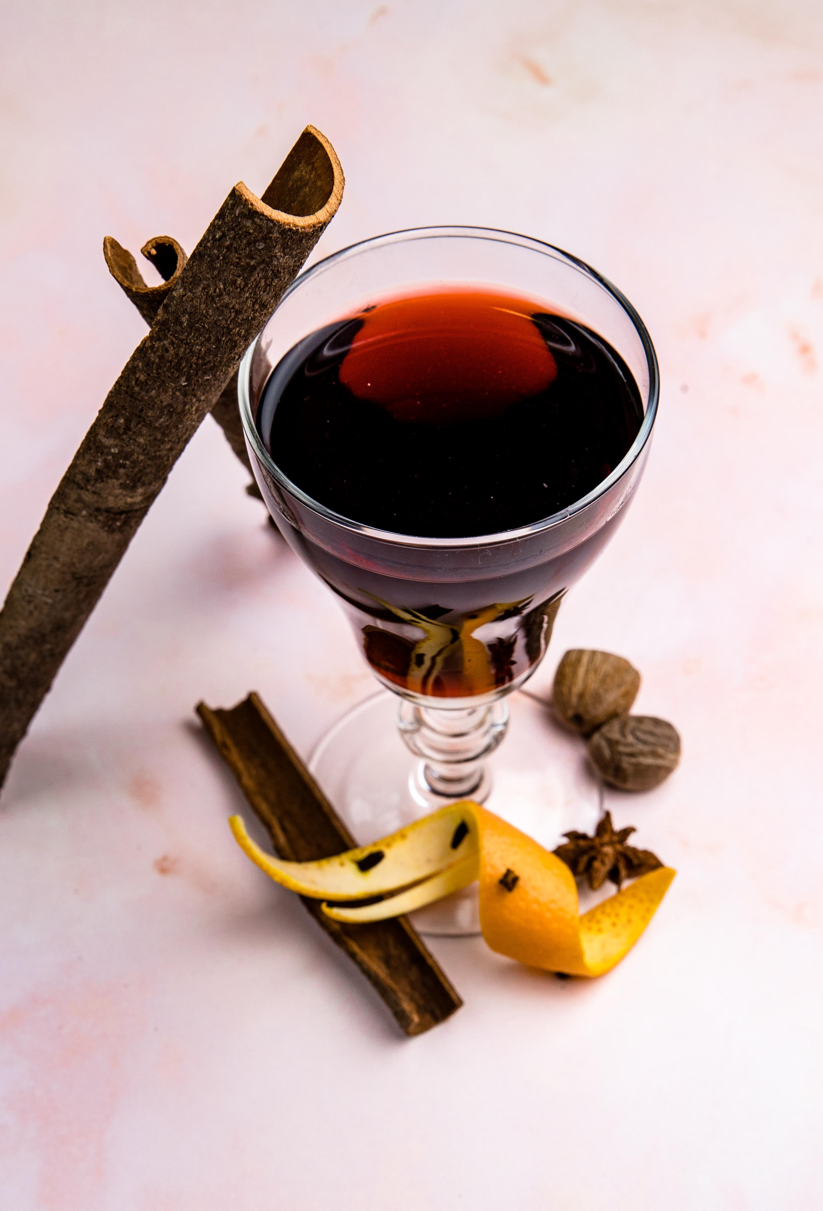 Enjoy the holiday spirit with a Nordic twist on mulled wine