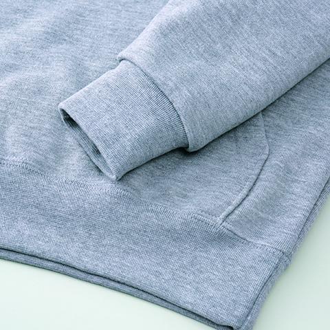 袖口、裾部