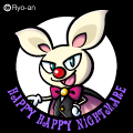 Happy Happy Nightmare