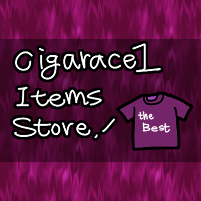 cigarace1 Items