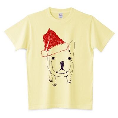 クリスマスが待ち遠しいあなたに「SANTA」Tシャツシリーズ タグ:XMAS CHRISTMAS クリスマス サンタ 冬 12月 トナカイ クリスマスツリー パーティー 仮装