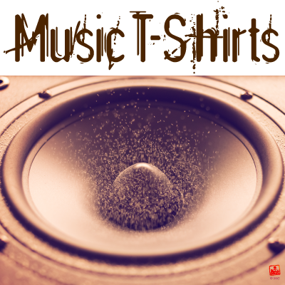 Music © 2016 Shoichi Design T-Shirt