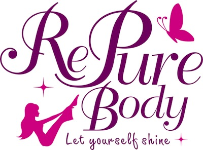 RePure☆Body ロゴ