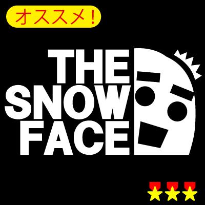 雪だるま ザ・スノーフェイス