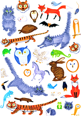 色々な生き物