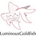 Luminous Goldfish