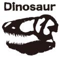 チコデザとfoolの恐竜Tシャツ