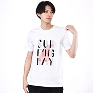 SURFING DAY 5.0オンスTシャツ (United Athle)