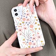 Tiny garden iPhoneケース(iPhone 11 専用)