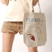 Flower proof トートバッグ Mサイズ