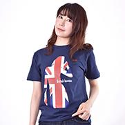 British Invasion 5.6オンスTシャツ (Printstar)