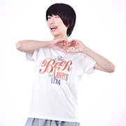 The BEER Lovers 02 4.6oz Fine Fit Ladies Tshirts(DALUC)