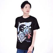 Climb×Crime 5.6オンスTシャツ (Printstar)