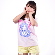 スキって言って!! 4.6oz Fine Fit Ladies Tshirts(DALUC)