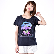 宇宙少女(PINK) 4.6oz Fine Fit Ladies Tshirts(DALUC)