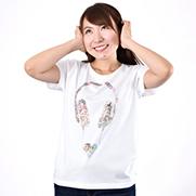 LOVE MUSIC 4.6oz Fine Fit Ladies Tshirts(DALUC)
