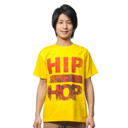 HIPHOP (grunge NY red)(¥2,409)