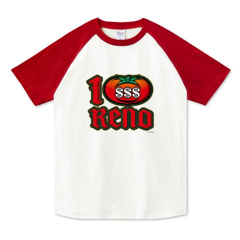 I♥Reno Atype ラグランTシャツ (Printstar)