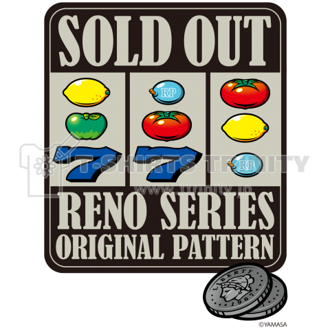 Reno PATTERN【back】