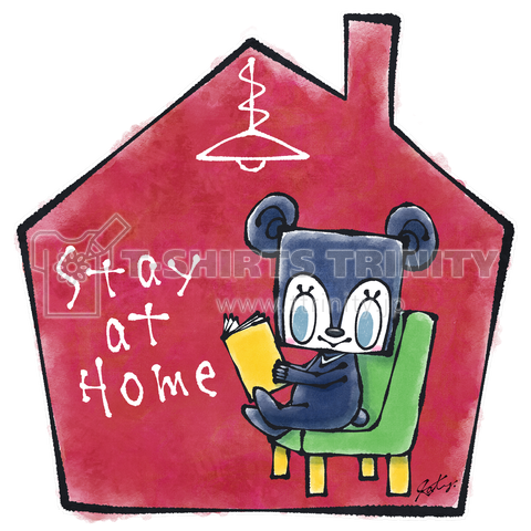Stay at Home by Moon Bear
