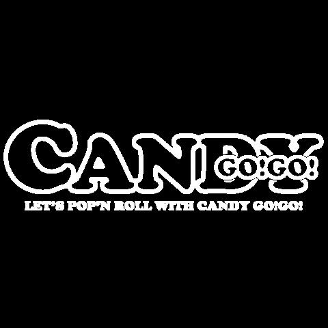 CANDY GO!GO! T-Shirt Heart Skull