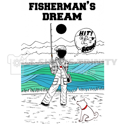 FISHERMAN'S DREAM