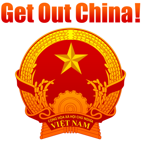 Get Out Chine!