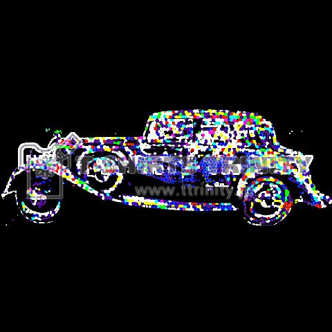Popクラシックカー