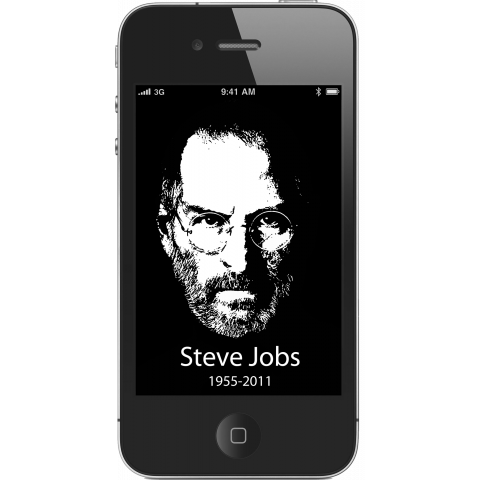 iPhone 4Steve