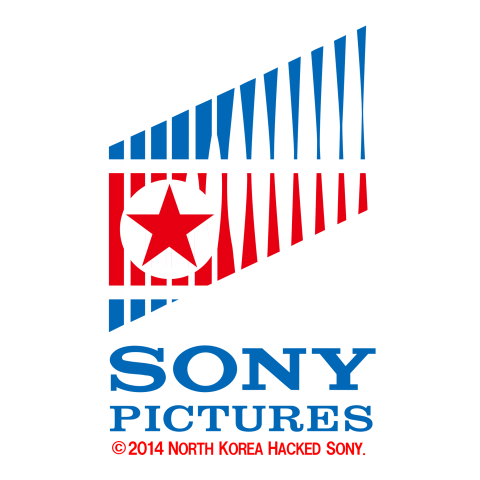 NORTH KOREA HACKED SONY(淡色)