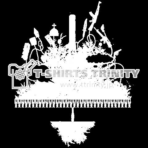 FULL 爆思脳・インクジェットPRINT – Black(濃色)