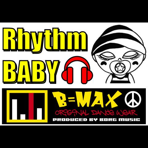 Rhythm BABY -baby max(イエロー)-