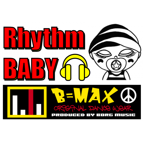 Rhythm BABY -baby max(レッド)-