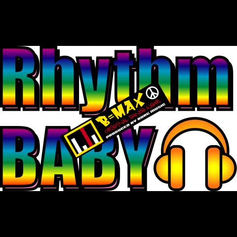 Rhythm BABY :レインボー<背中有>