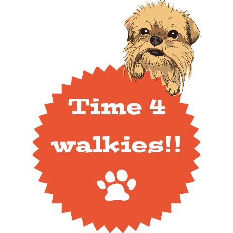 Time4walkies!! オレンジ