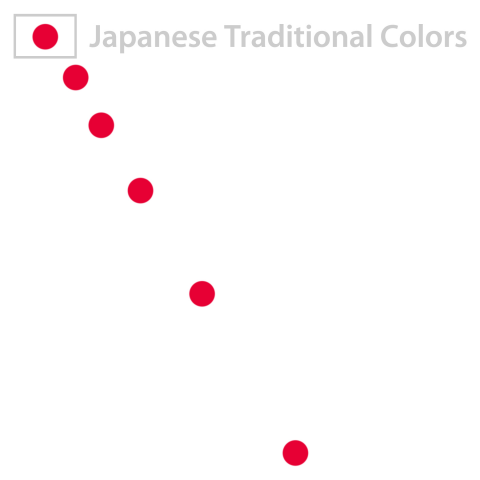 Japan Traditional Colors