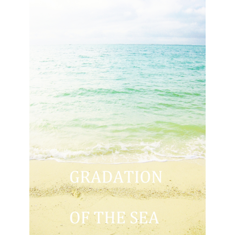 Gradation of the sea