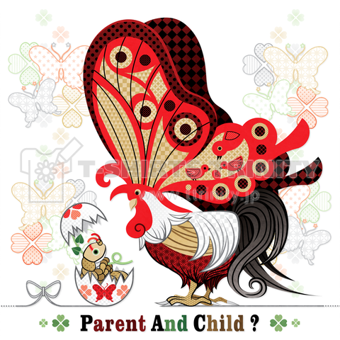 PARENT AND CHILD?(remake)