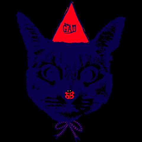 てんとうむし猫