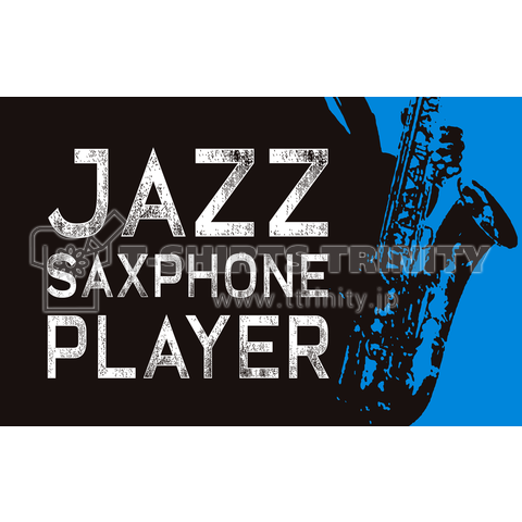 JAZZ SAXPHONE PLAYER