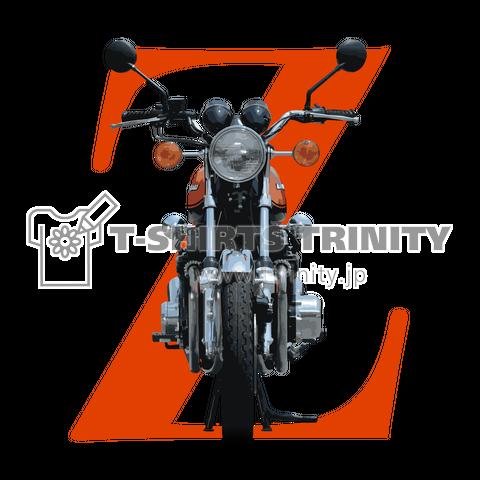 Kawasaki Z正面 赤Z