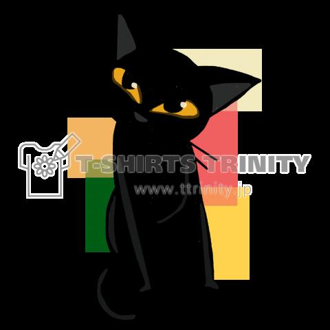カワイイカワイイ黒猫