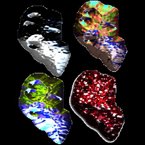 隕石の解析?