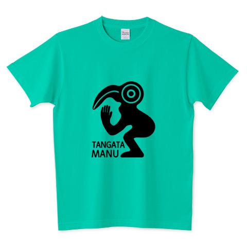 タンガタ・マヌ 5.6オンスTシャツ (Printstar)