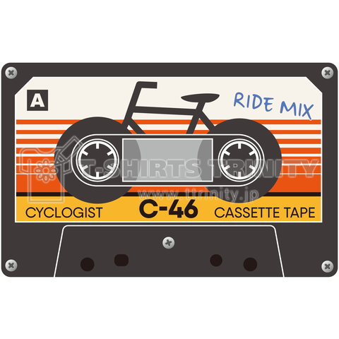CYCLOGIST CASSETTE TAPE-SIDE【A】