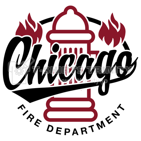 CFD : CHICAGO FIRE DEPT. fire hydrant