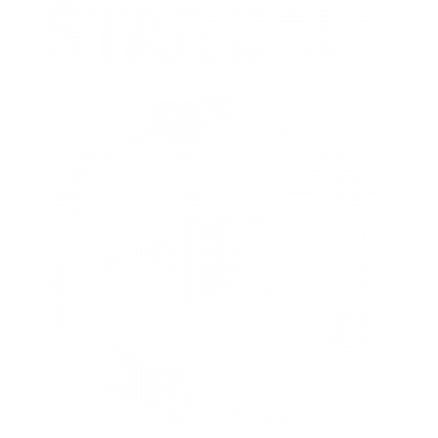 Star Ball ストリートサッカースターボール星模様ロック