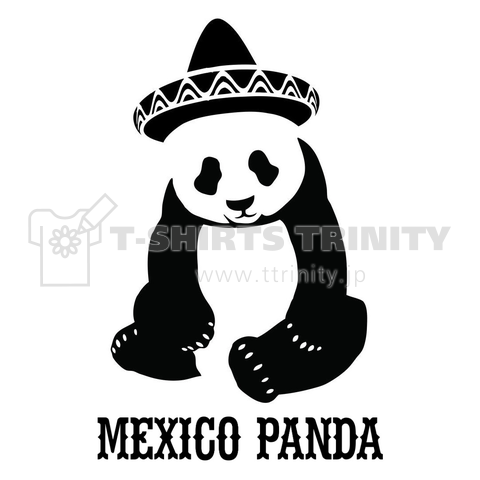 メキシコパンダ(mexico panda)