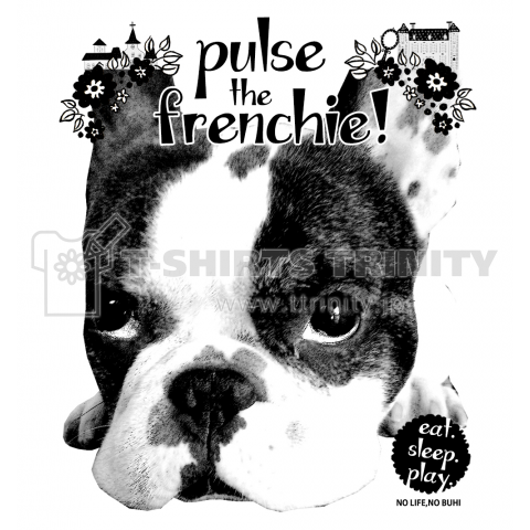 pulse the frenchie!